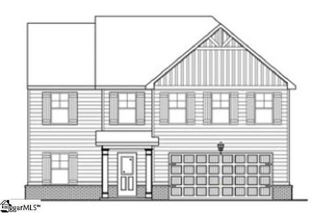 991 Equine Drive, Roebuck, SC 29376 (#1446674) :: Hamilton & Co. of Keller Williams Greenville Upstate