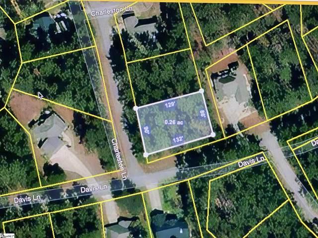 Block 3 Lot 27 Corner Of Davis And Charleston Lane, McCormick, SC 29835 (#1446687) :: The Toates Team
