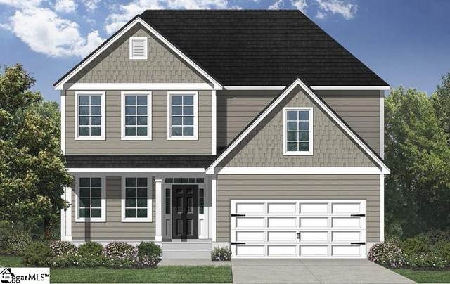 443 Buchanan Ridge Road, Taylors, SC 29687 (#1446695) :: Hamilton & Co. of Keller Williams Greenville Upstate