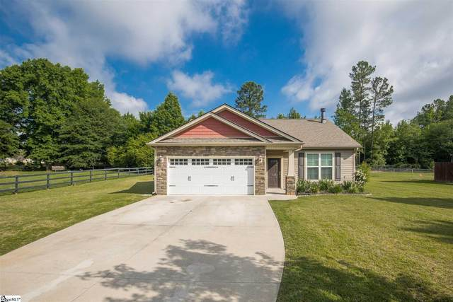 119 Rock Moss Drive, Williamston, SC 29697 (#1446696) :: Expert Real Estate Team