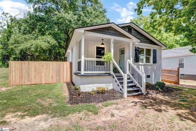18 Harris Lane, Greenville, SC 29607 (#1446713) :: Coldwell Banker Caine