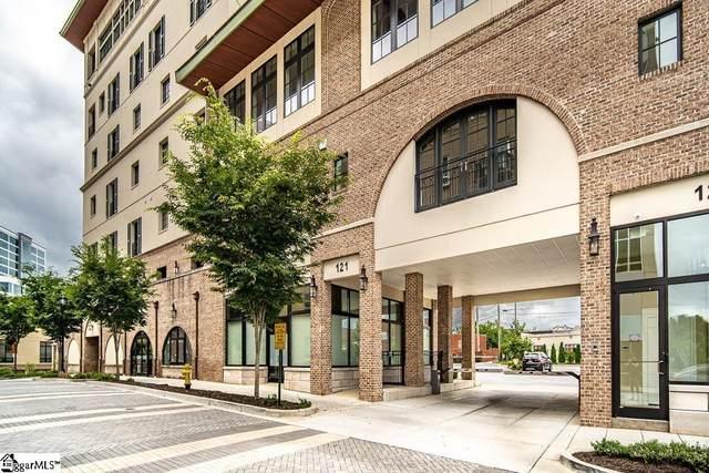 121 Rhett Street Unit 402, Greenville, SC 29601 (#1446756) :: Expert Real Estate Team