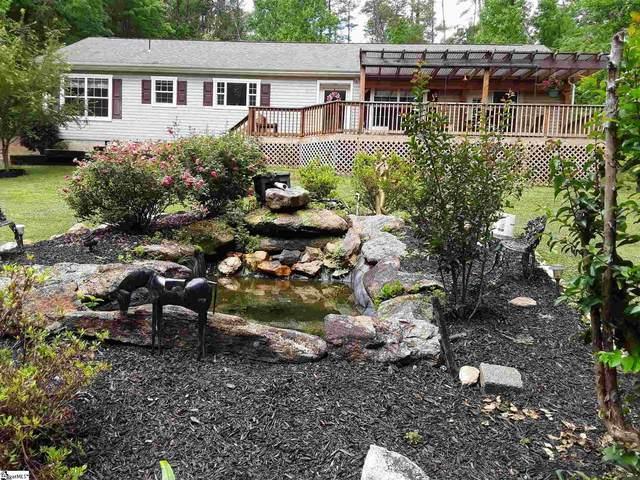 117 Willys Creek Circle, Pickens, SC 29671 (#1446757) :: Expert Real Estate Team