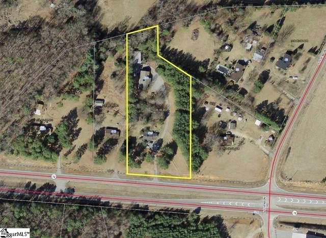 669 Highway 72 E, abbeville, SC 29620 (#1446765) :: The Haro Group of Keller Williams