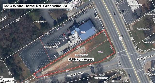 6503 White Horse Road, Greenville, SC 29611 (#1446773) :: The Toates Team