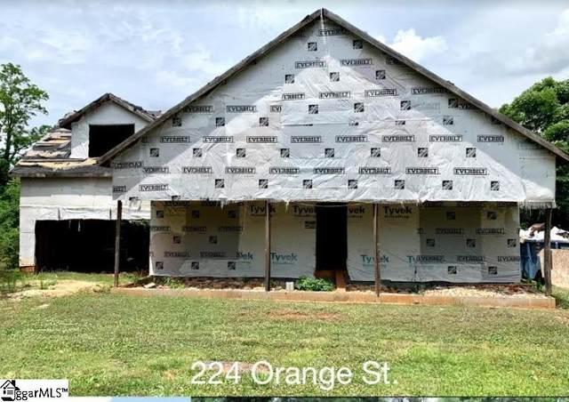 224 Orange Street, Greenville, SC 29609 (#1446790) :: The Haro Group of Keller Williams