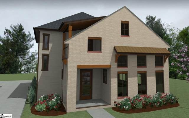 114 Market Bay Court, Simpsonville, SC 29681 (#1446803) :: Expert Real Estate Team