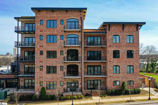 110 N Markley Place Unit 303, Greenville, SC 29601 (#1446808) :: Expert Real Estate Team