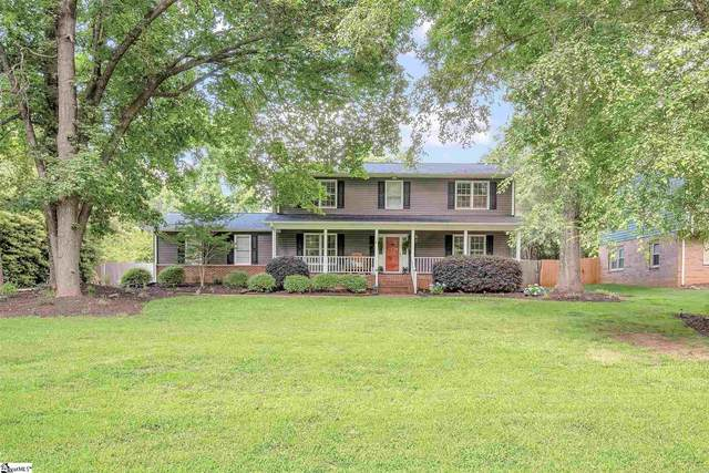 136 W Forest Drive, Spartanburg, SC 29301 (#1446816) :: J. Michael Manley Team