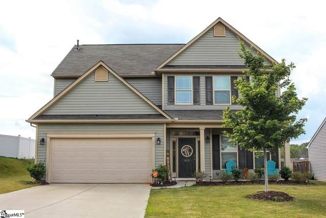 412 Basalt Court, Easley, SC 29642 (#1446822) :: Expert Real Estate Team