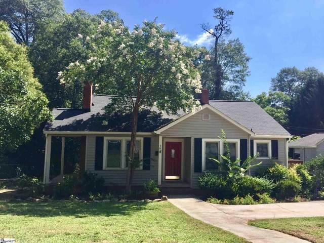 16 Hawthorne Lane, Greenville, SC 29605 (#1446828) :: Expert Real Estate Team
