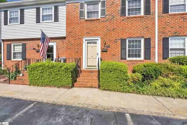 815 Edwards Road #91, Greenville, SC 29615 (#1446829) :: Expert Real Estate Team