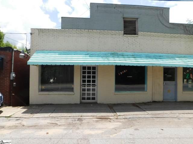 338 Fleming Street, Laurens, SC 29360 (#1446832) :: Hamilton & Co. of Keller Williams Greenville Upstate