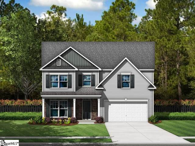 175 Mayfield Crossing Lane Homesite 40, Duncan, SC 29334 (#1446864) :: Expert Real Estate Team