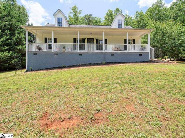 534 Pleasant View Road, Pickens, SC 29671 (#1446885) :: Coldwell Banker Caine