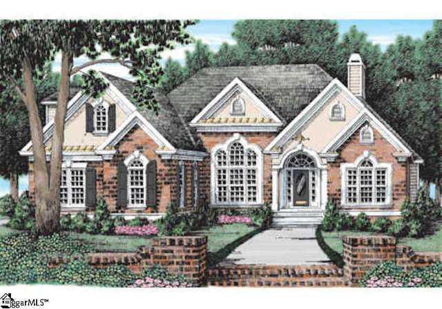 100 Walnut Creek Way, Greenville, SC 29611 (#1446899) :: Hamilton & Co. of Keller Williams Greenville Upstate