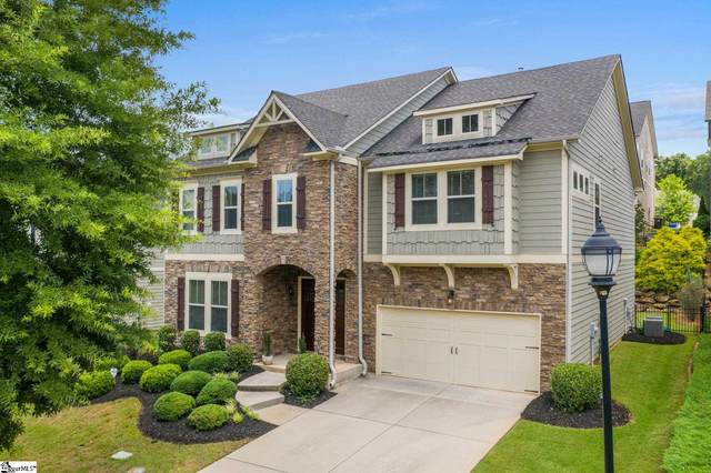 15 Grove Valley Way, Greenville, SC 29605 (#1446907) :: Coldwell Banker Caine