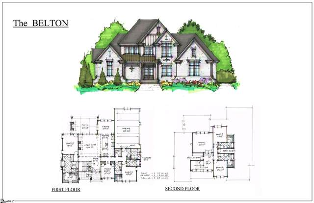 9 Vicinity Lane, Greenville, SC 29615 (#1446923) :: Modern