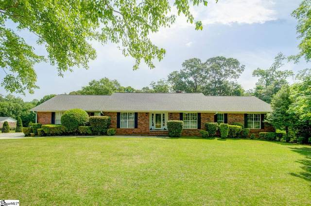 154 Fruit Mountain Road, Easley, SC 29640 (#1446973) :: Realty ONE Group Freedom