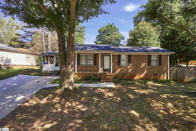 206 Capewood Road, Simpsonville, SC 29680 (#1446981) :: Parker Group