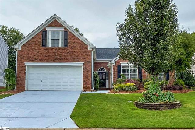 17 Smokehouse Drive, Simpsonville, SC 29681 (#1447052) :: Coldwell Banker Caine