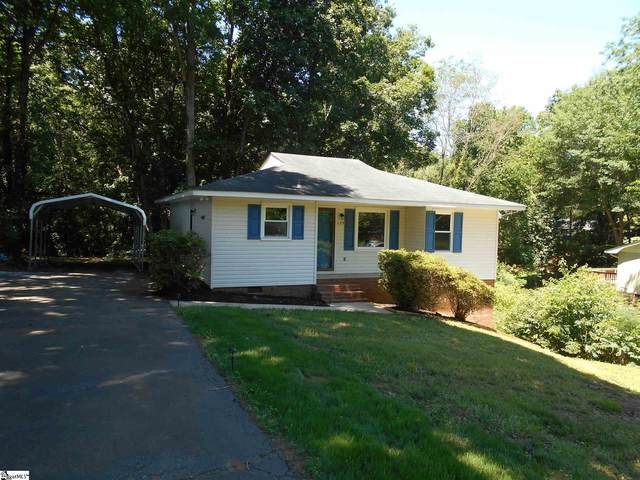 123 Loblolly Drive, Wellford, SC 29385 (#1447066) :: Coldwell Banker Caine