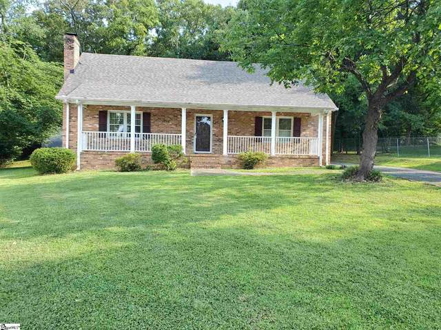109 Hedgewood Terrace, Greer, SC 29650 (#1447074) :: Realty ONE Group Freedom