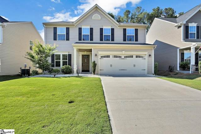 17 Fawn Hill Drive, Simpsonville, SC 29681 (#1447080) :: The Haro Group of Keller Williams