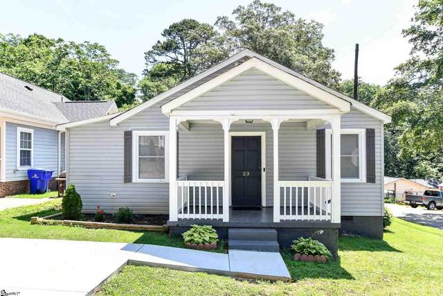 23 Bridwell Avenue, Greenville, SC 29607 (#1447087) :: Coldwell Banker Caine