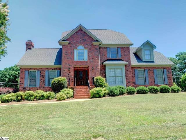 106 Grayson Drive, Travelers Rest, SC 29690 (#1447093) :: Realty ONE Group Freedom