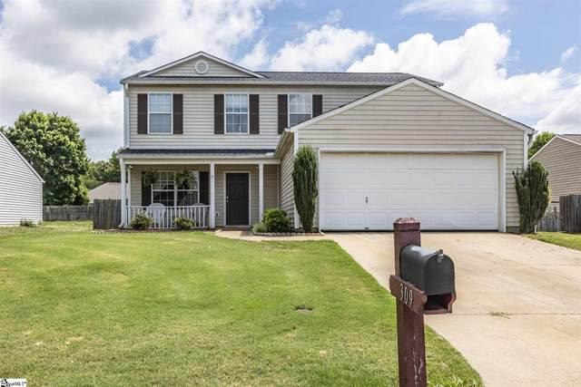 309 Tripmont Court, Simpsonville, SC 29680 (#1447094) :: Realty ONE Group Freedom