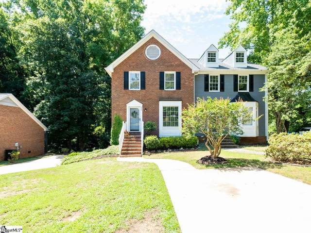 225 Emerald Way, Spartanburg, SC 29301 (#1447107) :: Coldwell Banker Caine