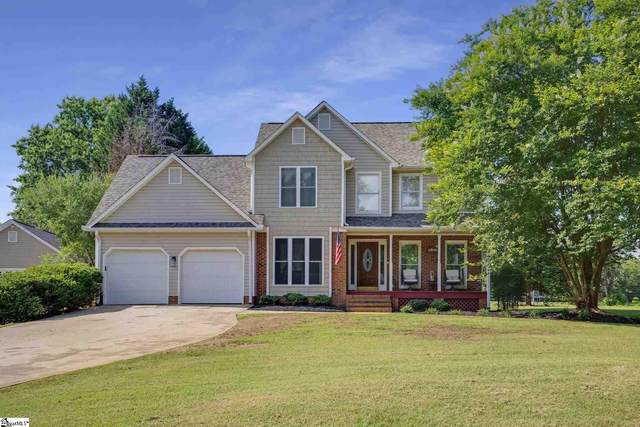 137 Poplar Knoll Drive, Moore, SC 29369 (#1447109) :: Coldwell Banker Caine