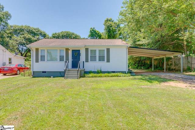 407 Morris Street, Greenville, SC 29609 (#1447118) :: Modern