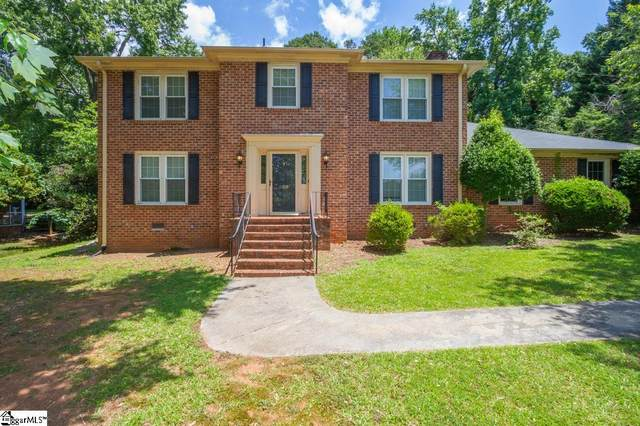309 Silver Creek Road, Greer, SC 29650 (#1447127) :: The Toates Team