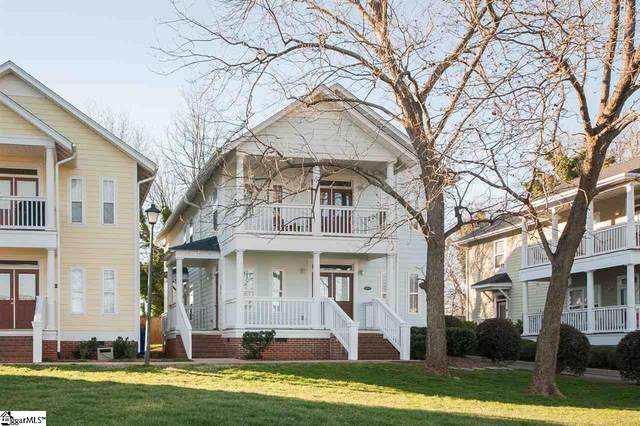 107 A Woodside Circle Unit A, Greenville, SC 29609 (#1447133) :: Realty ONE Group Freedom