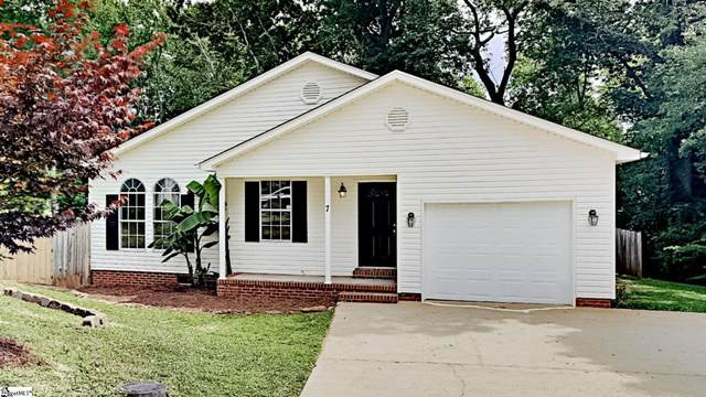 7 Moonshell Court, Greenville, SC 29617 (#1447140) :: Realty ONE Group Freedom