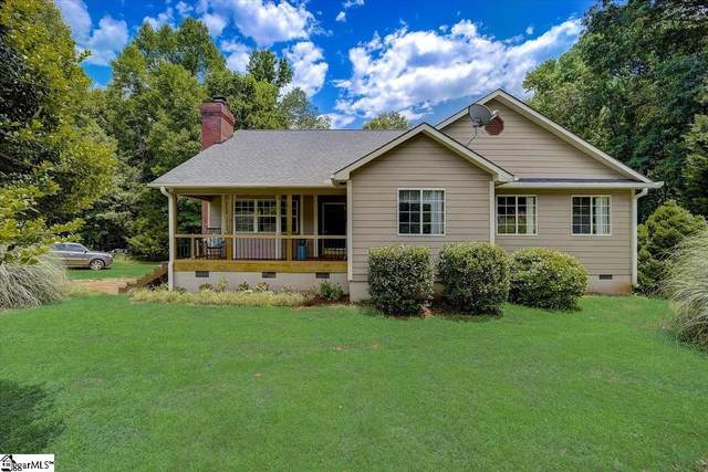 455 Bushy Creek Road, Woodruff, SC 29388 (#1447143) :: Hamilton & Co. of Keller Williams Greenville Upstate