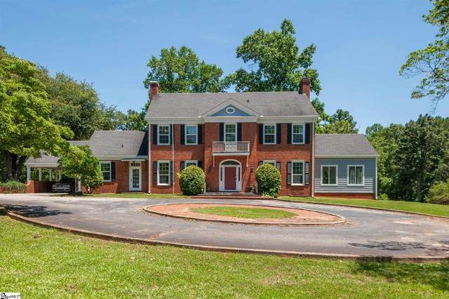 15 W Clark Road, Inman, SC 29349 (#1447154) :: Hamilton & Co. of Keller Williams Greenville Upstate