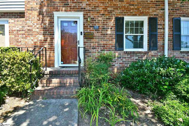 815 Edwards Road Unit 51, Greenville, SC 29615 (#1447169) :: Coldwell Banker Caine