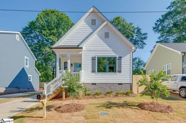 13D Ridge Street, Greenville, SC 29605 (#1447204) :: Coldwell Banker Caine
