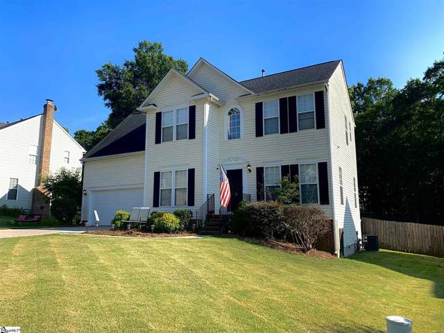 413 Scarlet Oak Drive, Fountain Inn, SC 29644 (#1447224) :: Hamilton & Co. of Keller Williams Greenville Upstate