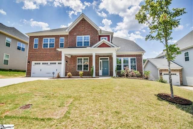 129 Leigh Creek Drive, Simpsonville, SC 29681 (#1447227) :: Hamilton & Co. of Keller Williams Greenville Upstate