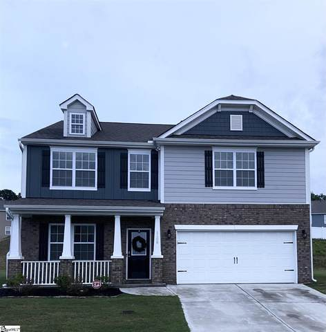 1108 Downing Bluff Drive, Simpsonville, SC 29681 (#1447401) :: The Haro Group of Keller Williams
