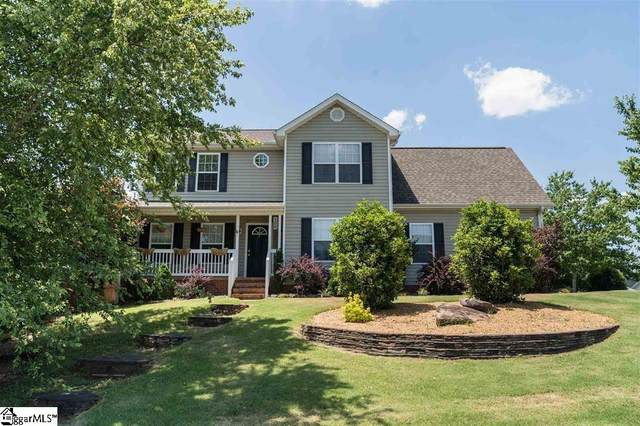 100 Twinflower Drive, Taylors, SC 29687 (#1447422) :: The Haro Group of Keller Williams