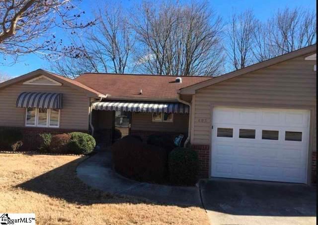 405 Lakeside Circle, Greenville, SC 29615 (#1447429) :: The Haro Group of Keller Williams