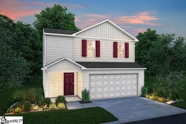 507 Springtime Lane, Inman, SC 29349 (MLS #1447464) :: Prime Realty