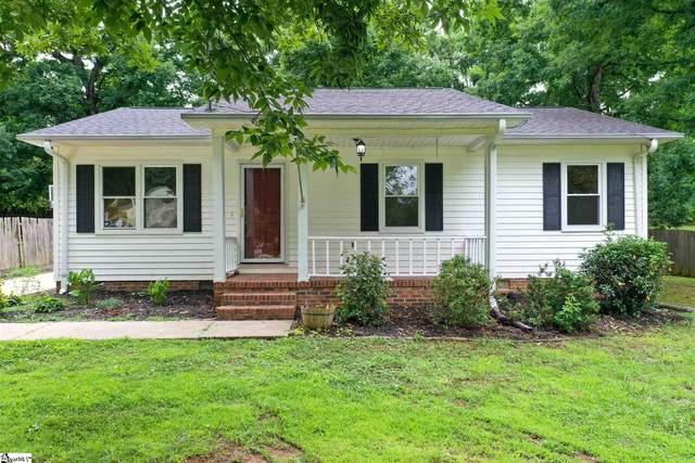 420 Willow Branch Drive, Simpsonville, SC 29680 (#1447509) :: Parker Group