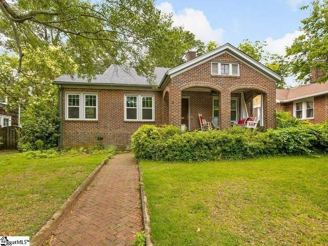 211 Croft Street, Greenville, SC 29609 (#1447514) :: Realty ONE Group Freedom