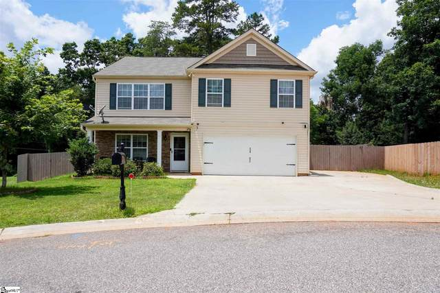 820 S Brighton Ridge Court, Wellford, SC 29385 (#1447525) :: Realty ONE Group Freedom